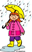 Rain Clip Art At Lakeshore Learning