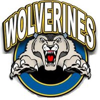 Clip Art Wolverine Clipart wolverines logo clipart kid school photo nome elementary wolverine image