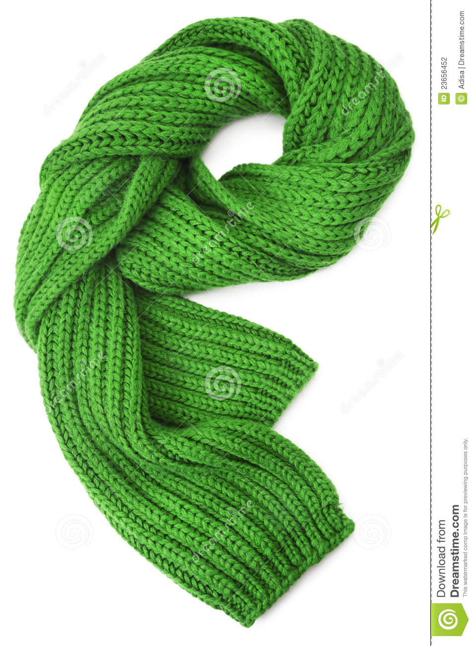 Wool Scarf Stock Photography   Image  23656452