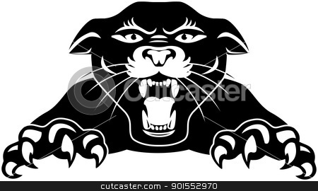 Black Panther Animation Clipart   Cliparthut   Free Clipart
