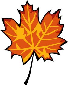 Fall Leaf Clipart Provided By Classroom Clip Art   Http