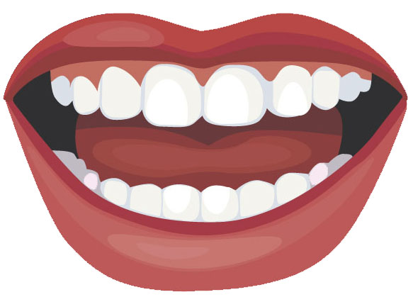 Happy Mouth Clipart My Mouth Is The Biggest Thing