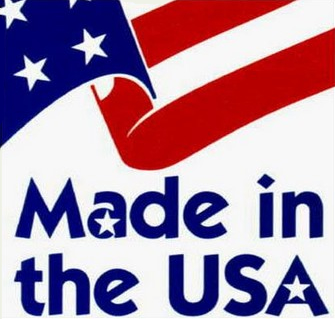 Made In The Usa Logo Clipart  Made In Usa Text With Stars Below A