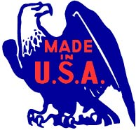 Made In U S A  Logo Eagle Symbol Clipart  Free Made In Usa Logo With