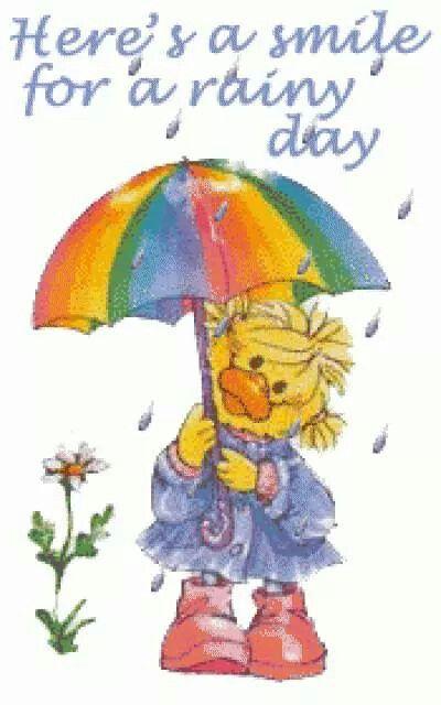 Rainy Day Good Morning To You Pinterest #NVlaWE