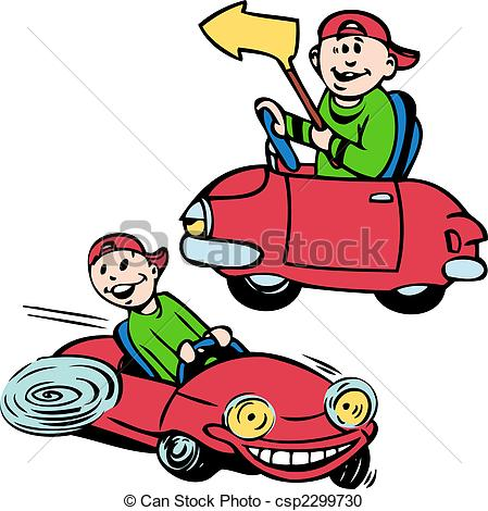 Driving Fast Fre Clipart - Clipart Kid