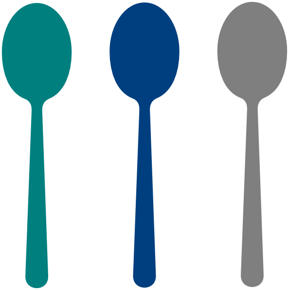 Cartoon Spoon Clipart Clipart Suggest
