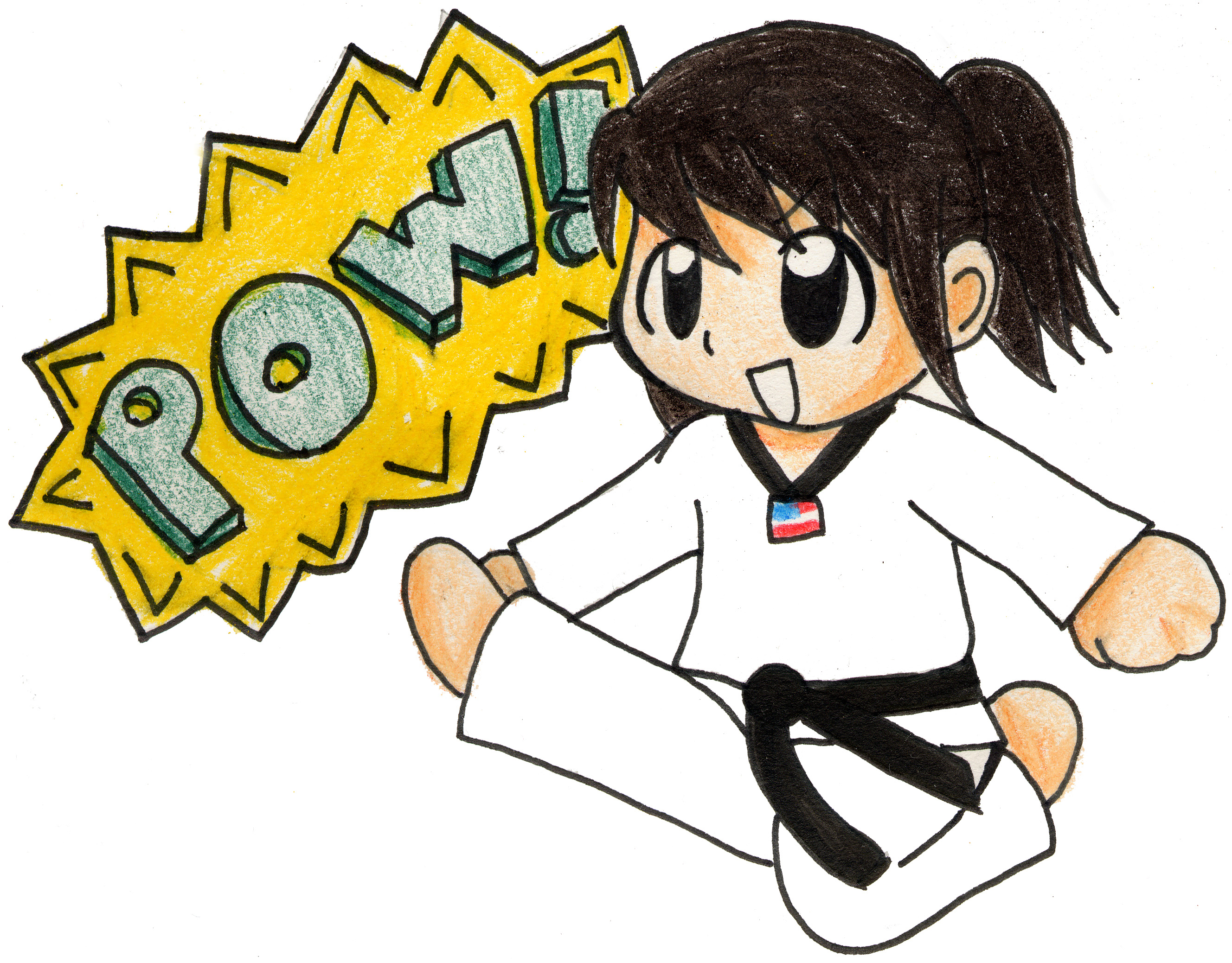 Clipart Suggest: Tae Kwon Do Clipart