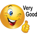 Two Thumbs Up Happy Smiley Emoticon Clipart   I2clipart   Royalty Free