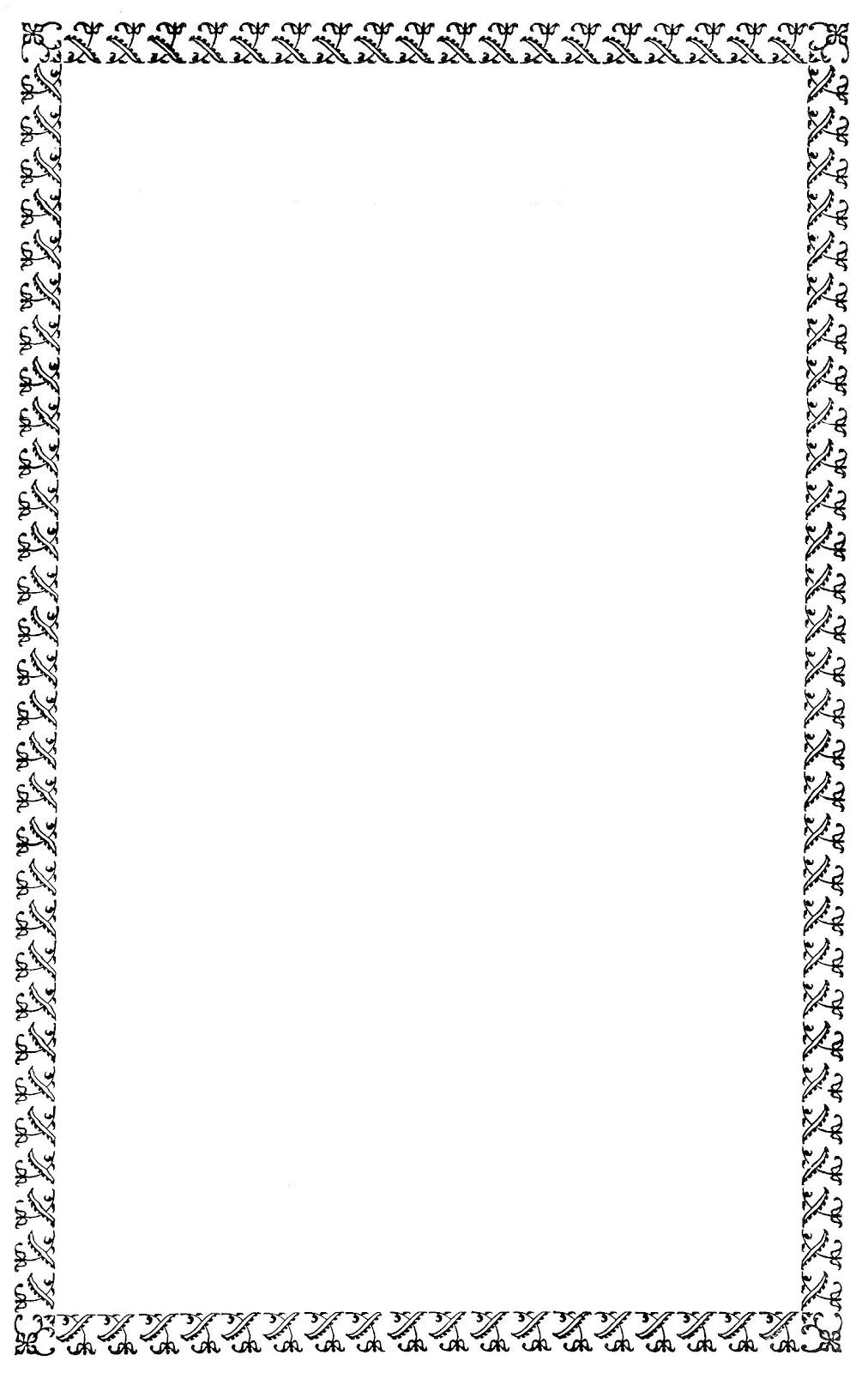 Computer Border Clipart - Clipart Kid