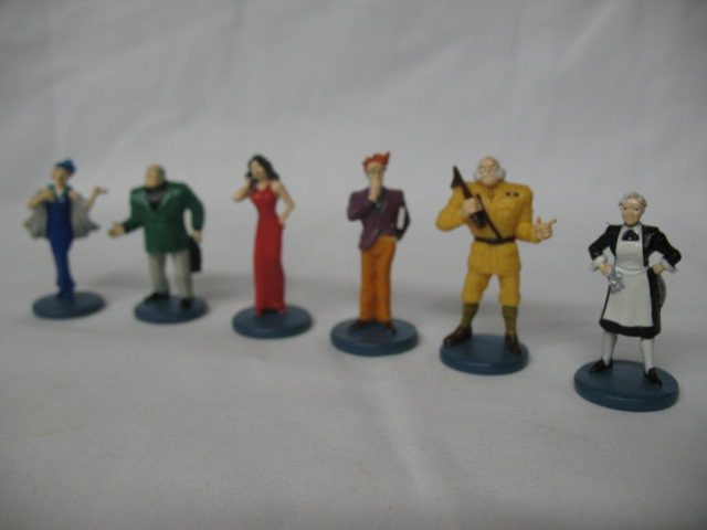 Clue Game Piece 2002 To Present Clue Pawns