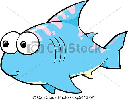 Cute Shark Clipart   Clipart Panda   Free Clipart Images