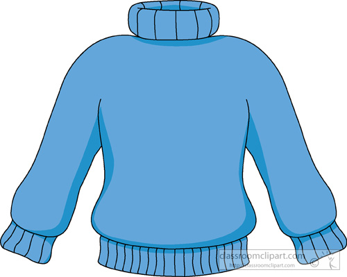 Wool Sweater Clipart - Clipart Suggest