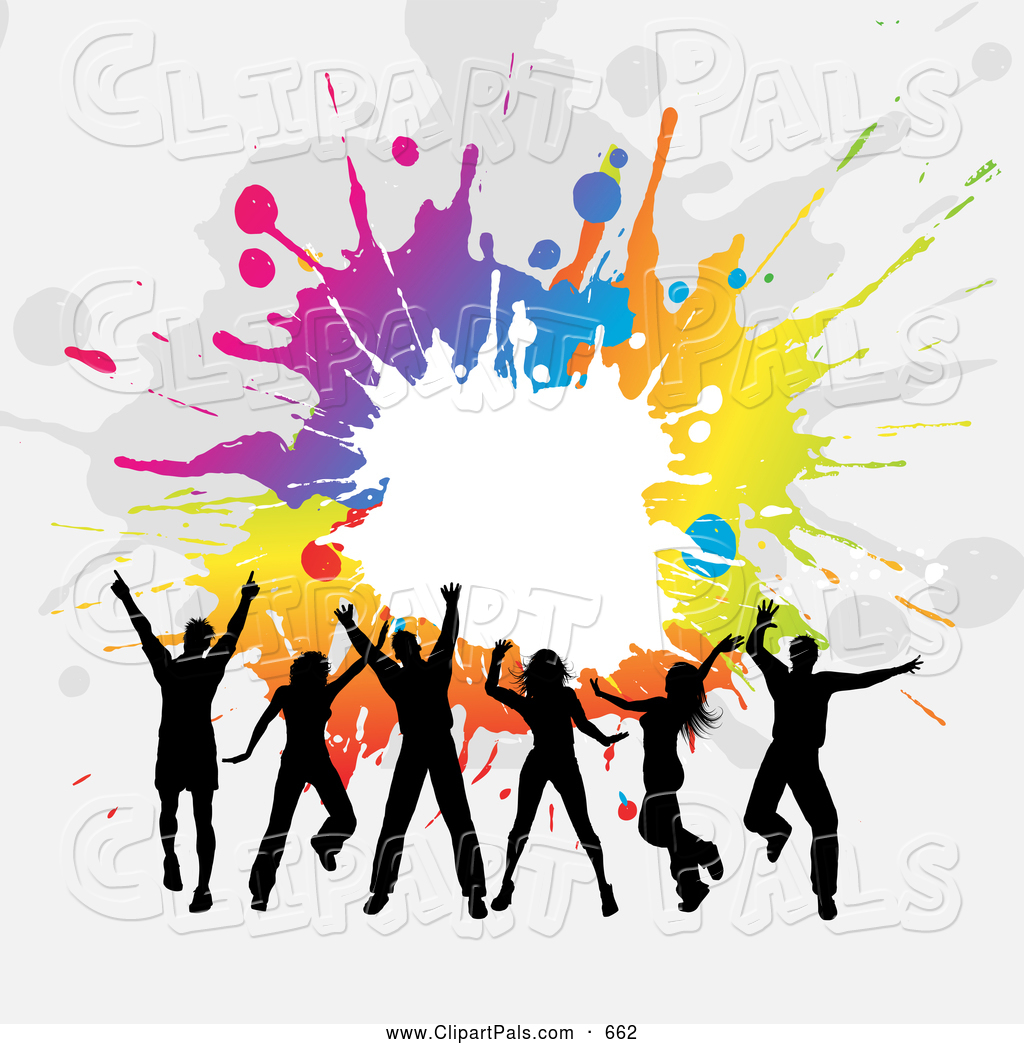 Group Zumba Clipart - Clipart Kid