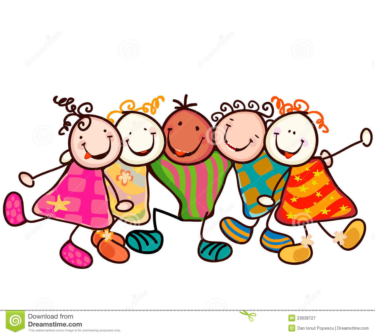 Group Of Friends Hugging Clipart   Clipart Panda   Free Clipart Images