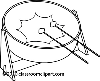 Music   16 10 09 24bw   Classroom Clipart