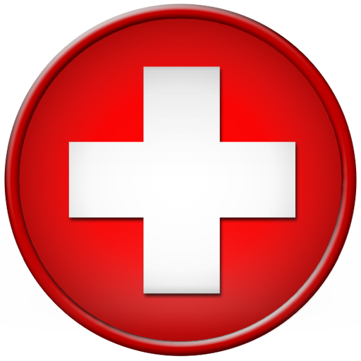 Round Red Cross Symbol Clipart Image   Ipharmd Net