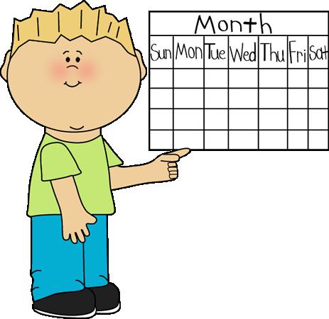 Pre-k Schedule Clipart - Clipart Kid