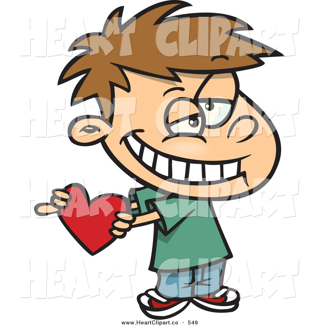 Smiling Boy Clipart Clip Art Of A Sweet Smiling