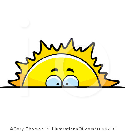 Sunrise Clipart Black And White   Clipart Panda   Free Clipart Images