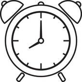 Alarm Clock Free Clipart - Clipart Suggest