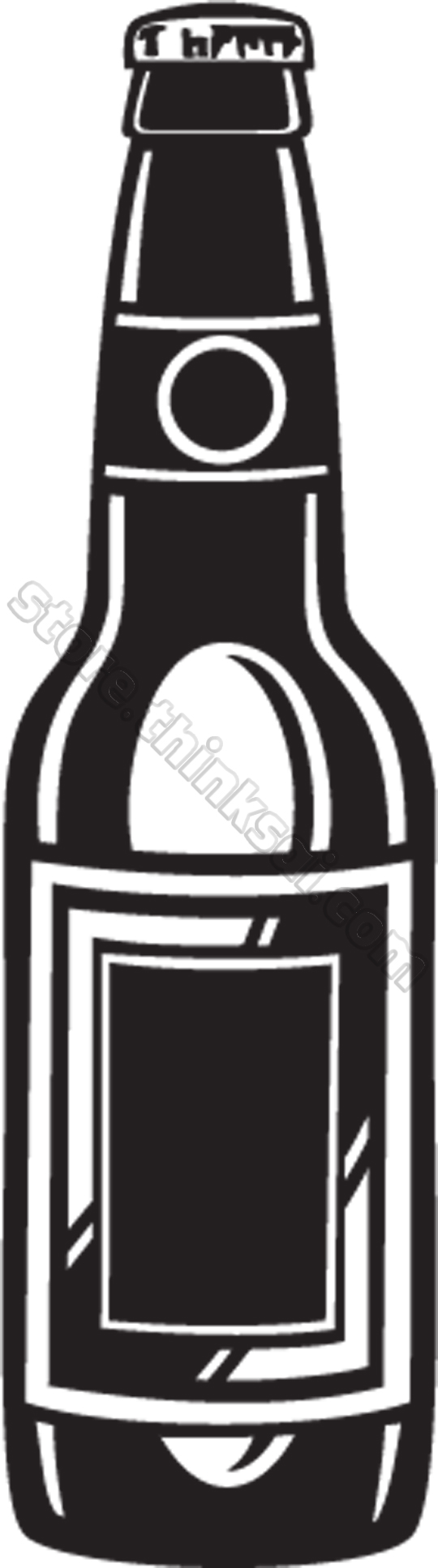 Clip Art Beer Bottle Clip Art beer bottle black and white clipart kid clip art sai store art