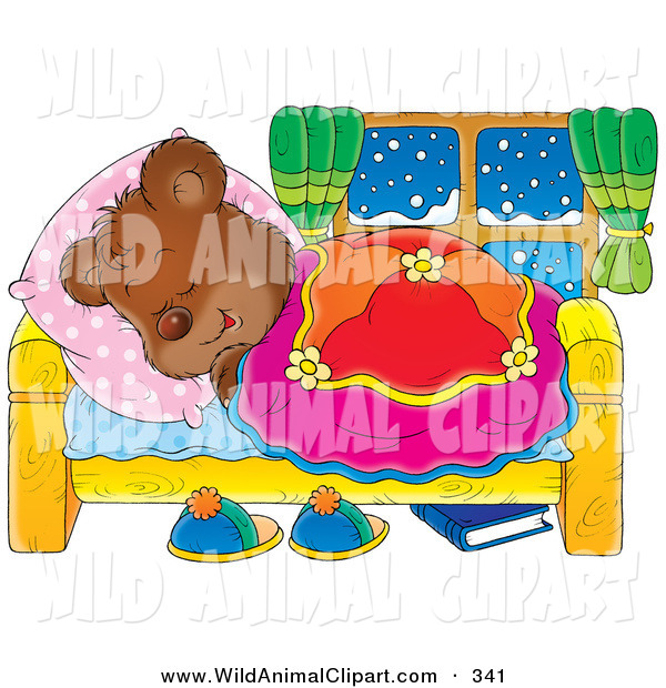 Comfy Sleep Clipart