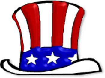 Patriotic Hat Clipart - Clipart Kid