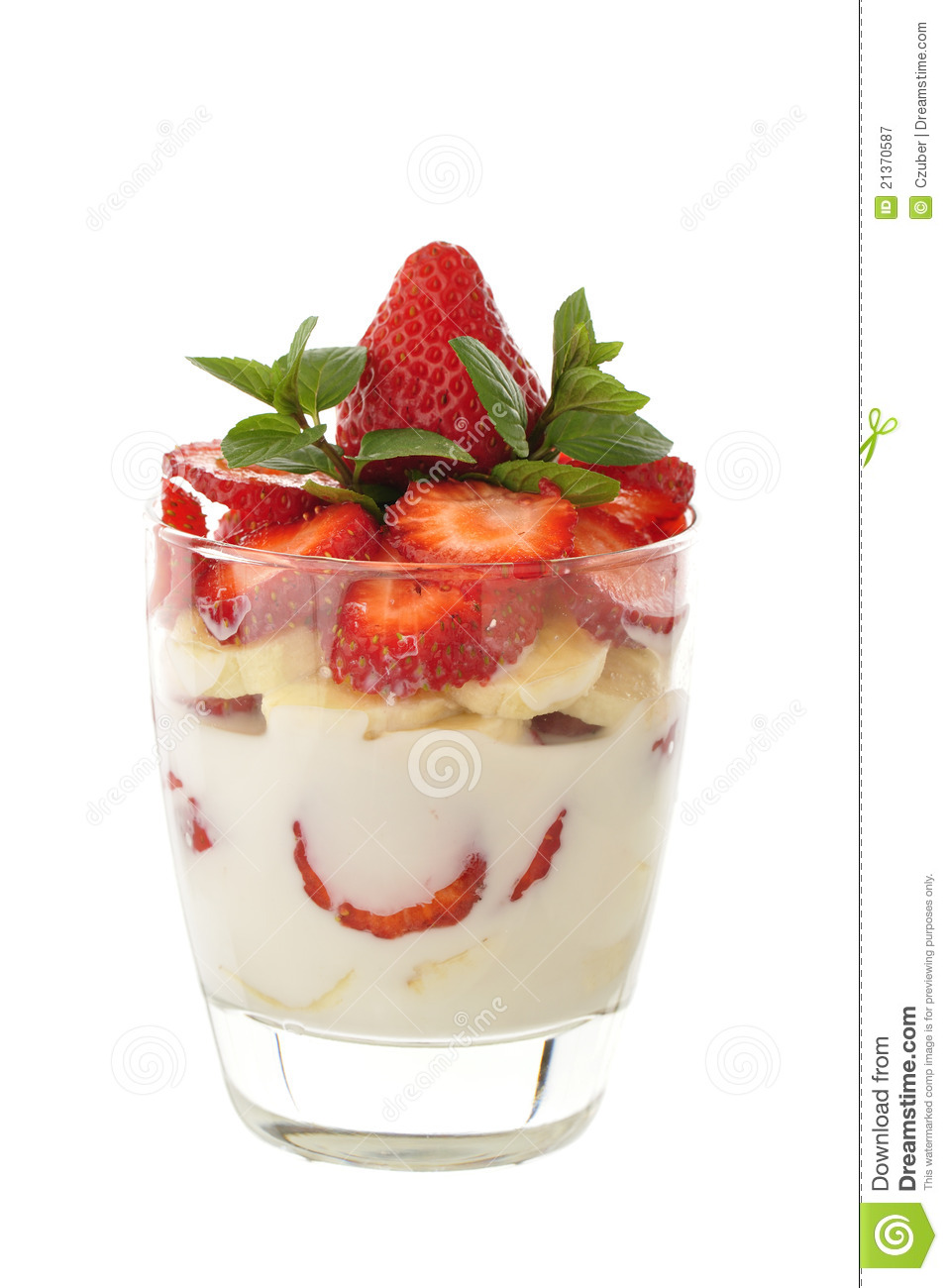 Fruit Cup Royalty Free Stock Photography   Image  21370587