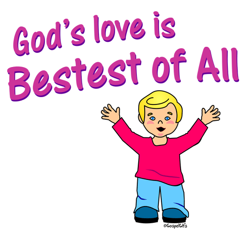 clipart god loves you - photo #17