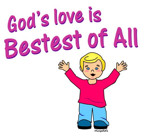 clipart god loves you-#17