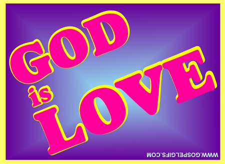 God Is Love    Free Christian Clipart