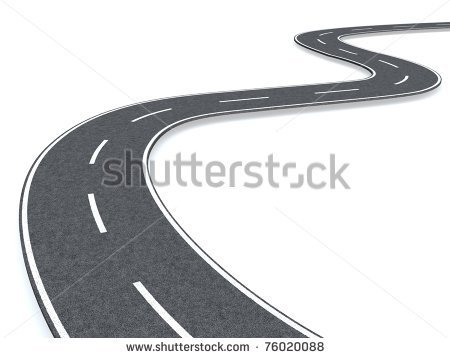 Image Curved Street Clipart Curved Road Clip Art Curved Send E Mail