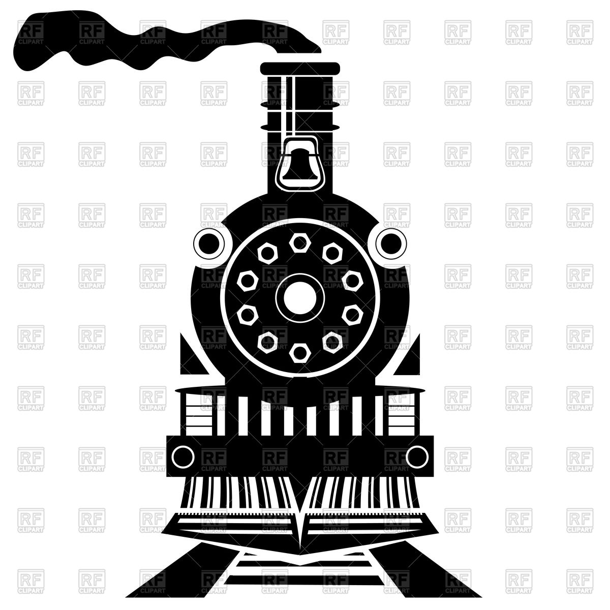 Front Of Train Clipart - Clipart Suggest