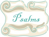 Psalms Clip Art Christian Graphics And Images   49 Found