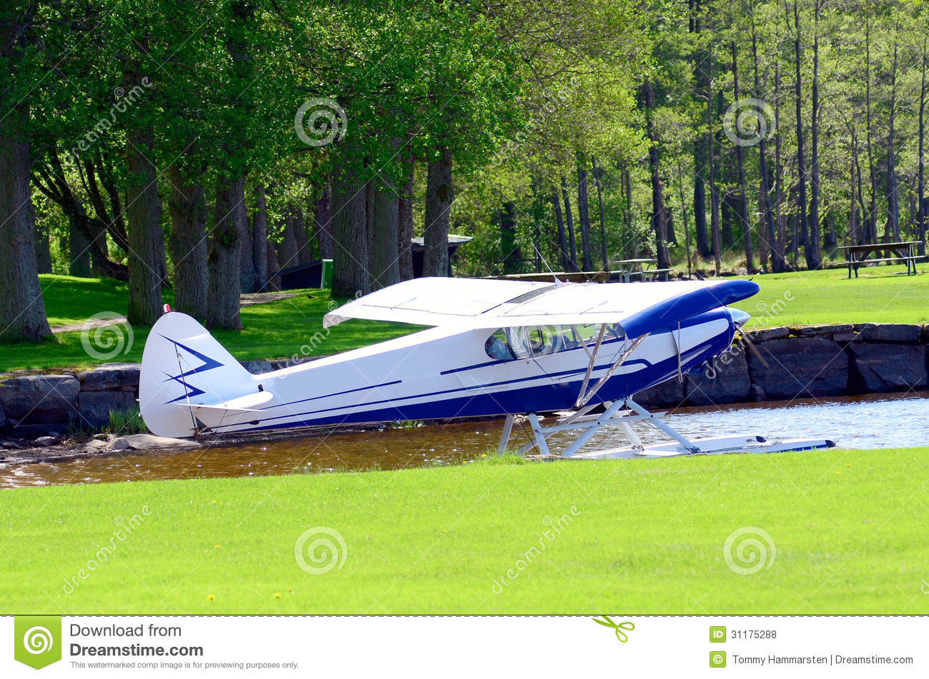 Aircraft Seaplane Royalty Free Stock Photos   Image  31175288