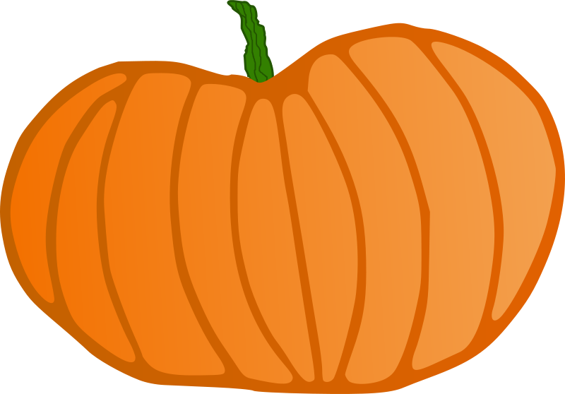 Animated Pumpkin Clip Art This Clip Art Is In The Public