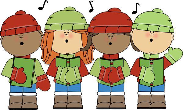 Clip Art Christmas Carolers Clipart christmas carolers clipart kid clip art pinterest carol art
