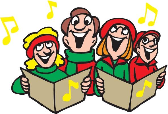 Clip Art Christmas Carolers Clipart christmas carolers clipart kid carols clip art