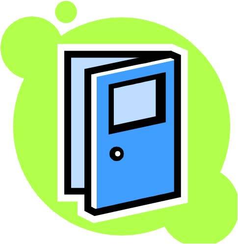 Clip Art Clipart Door open door free clipart kid clip art photo panda images