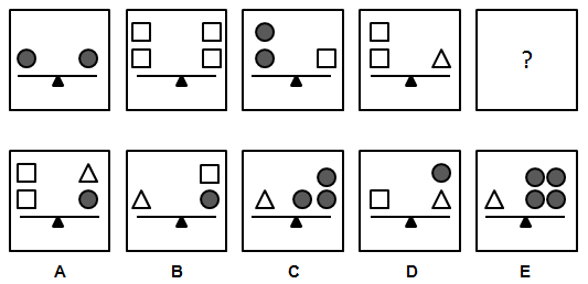 how to work out abstract reasoning questions