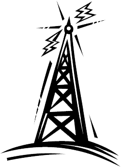 Radio Tower Icon   Clipart Best