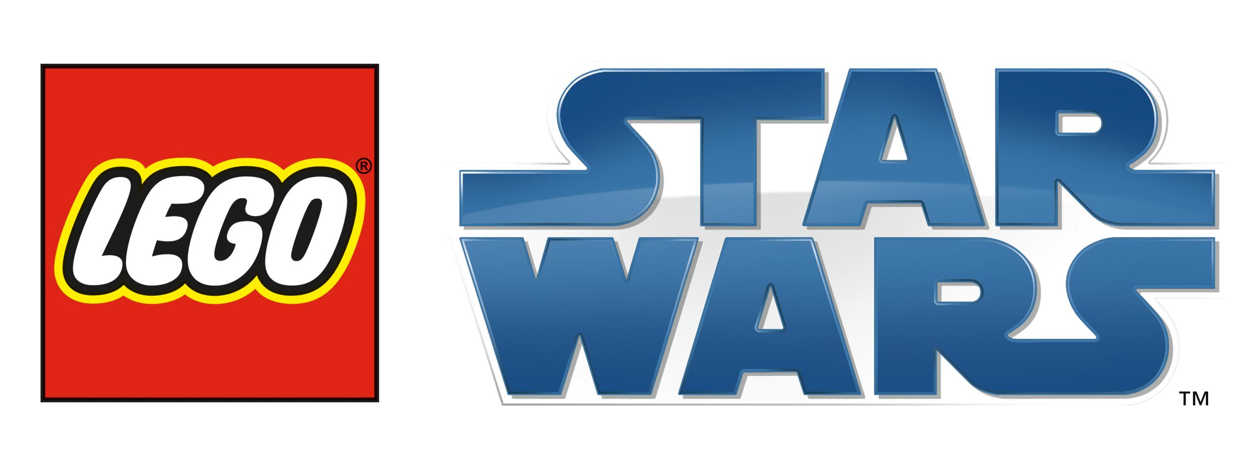 Resultado de imagen de logo lego star wars
