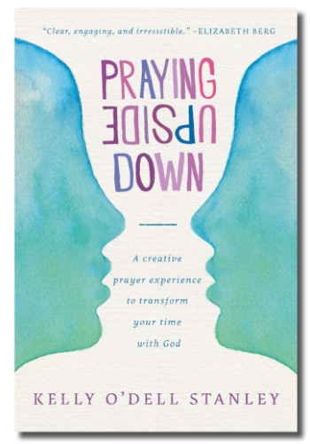 Praying Upside Down Book Review   Glimpses Of Jesus