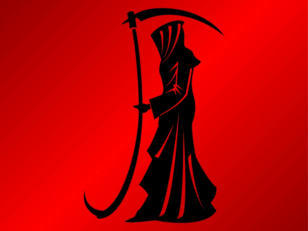 Death Reaper Clipart - Clipart Kid