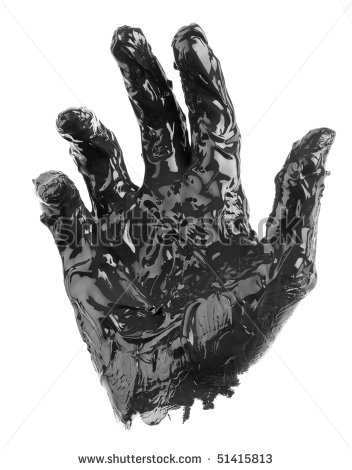 Dirty Hands Clipart Dirty Hand   Stock Photo