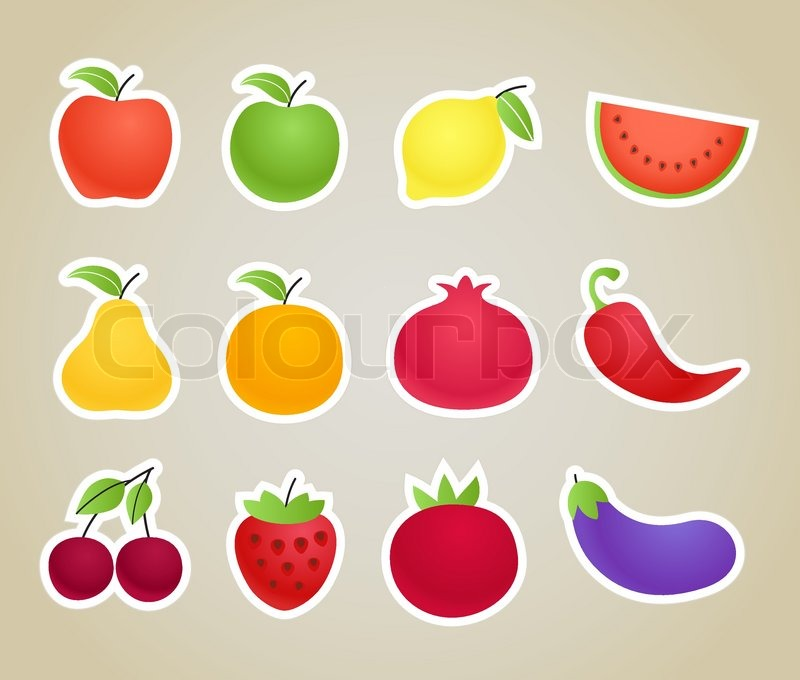 Fresh Vegetables Clipart   Cliparthut   Free Clipart