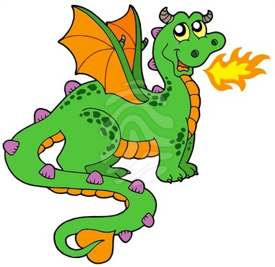Medieval Dragon Clipart Pix For Medieval Dragon