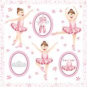 Pink Tutu Clipart Pink Tutu Clip Art And Stock