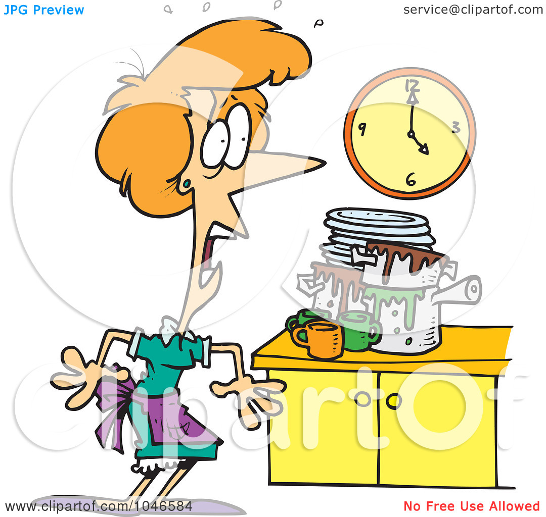 Messy Kitchen Pictures: Clip Art Messy Kitchen Clipart
